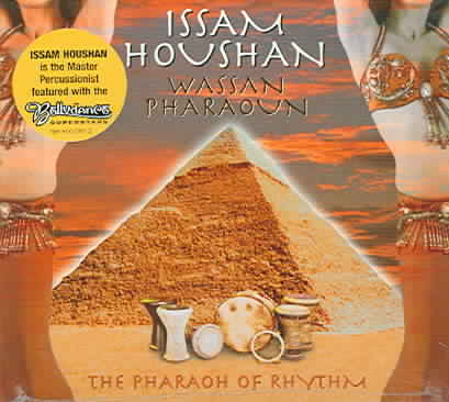 WASSAN PHARAON BY HOUSHAN,ISSAM (CD)