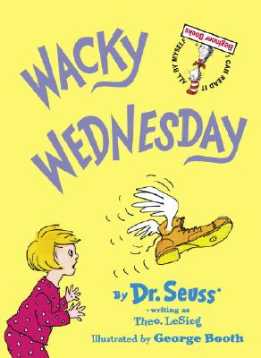 Wacky Wednesday By Seuss, Dr./ Booth, George (ILT)
