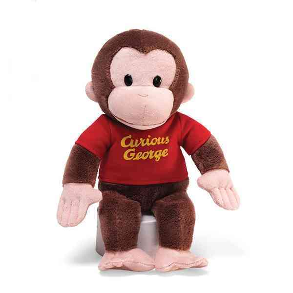 Curious George Red Shirt By Not Available